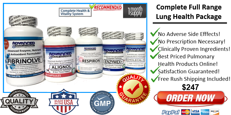 Lung Fibrosis Cure