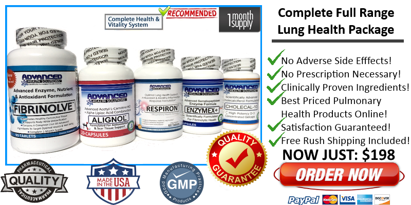 Cure For Lung Fibrosis